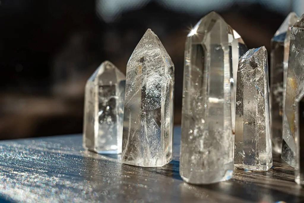 Clear Quartz - Healing Stones