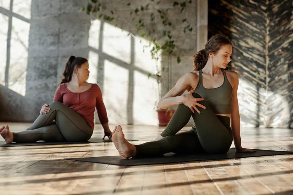 mindful movement - yoga