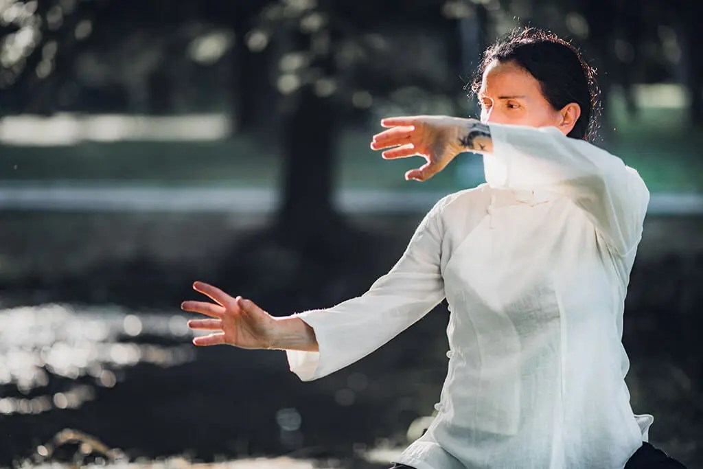 relaxation techniques - tai chi