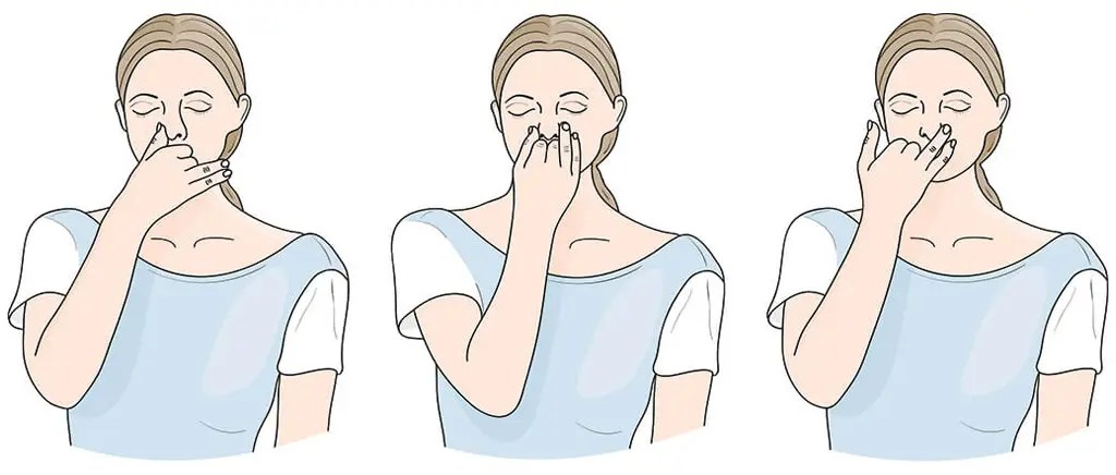 Pranayama - Alternative nostril breathing