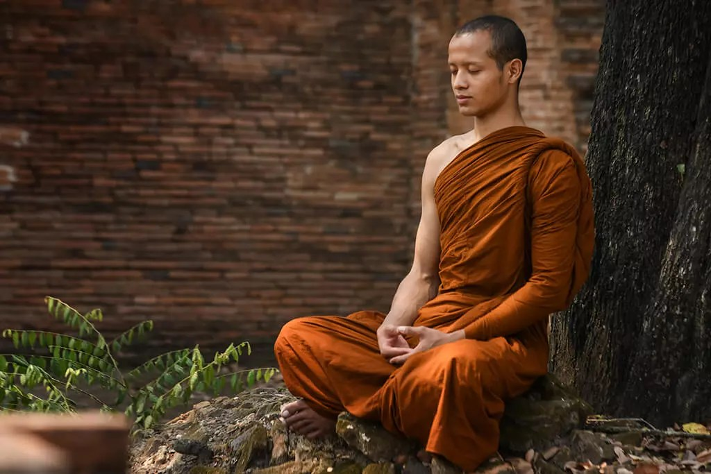 What is Vipassana? Vipassana is taught in combination with traditional Buddhist philosophy.