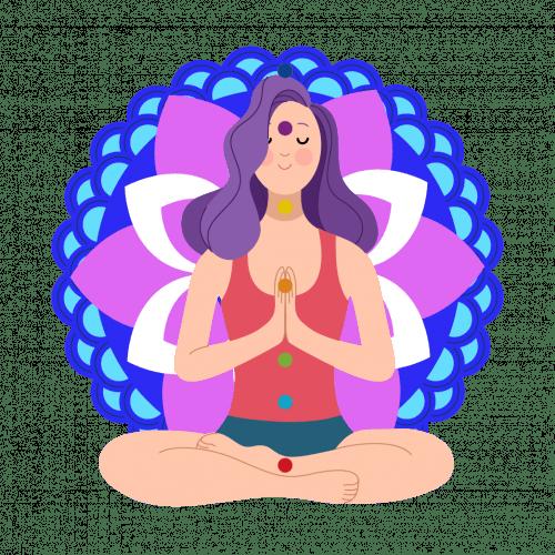 Type of Meditation - Chakras Meditation