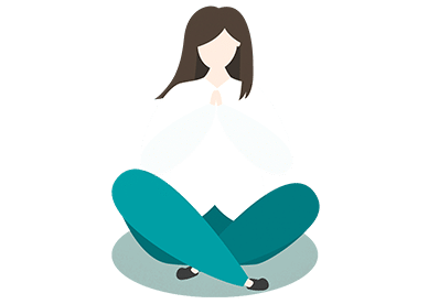 Benefit of Meditation - Lose Weight