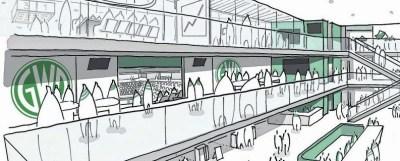 Stadt und Kreis müssen in Sachen geplanter Multifunktionshalle ihre Hausaufgaben machen, fordert die MI. Grafik: Stadt Minden/pr