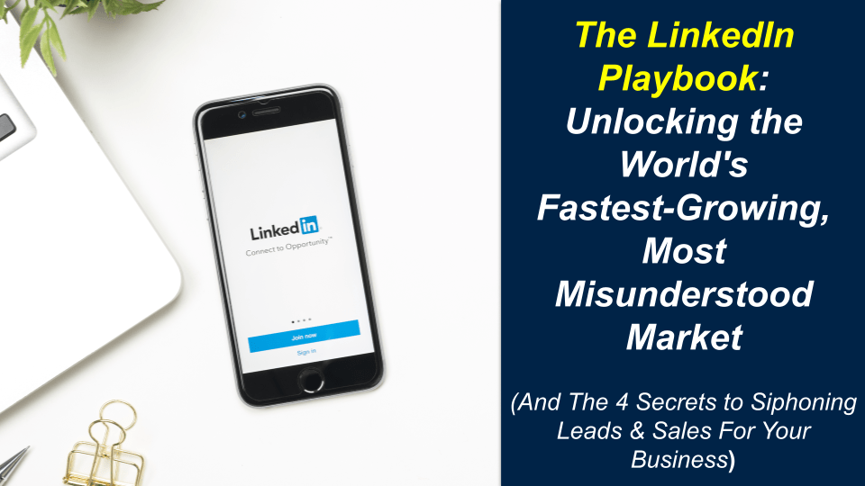 LinkedIn Social Selling: Watch Now!