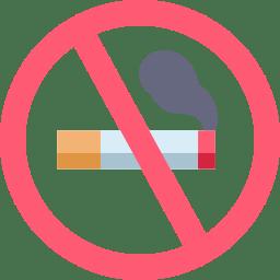 stop smoking icon