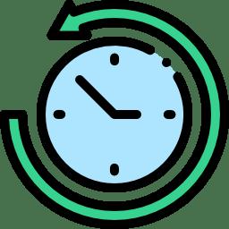 Regression therapy icon