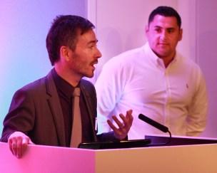 Tony O'Shea-Poon speech at Conference
