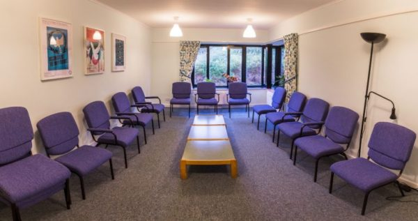 quaker centre committee room