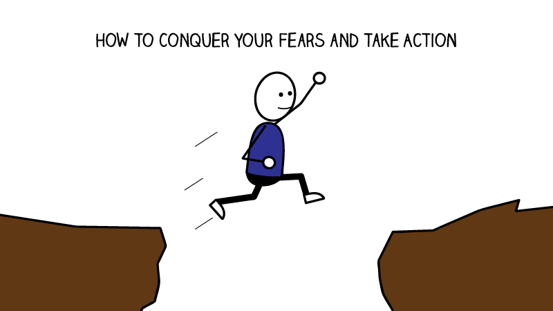How to Conquer Your Fears and Take Action (Tim Ferriss' Fear-Setting Exercise)