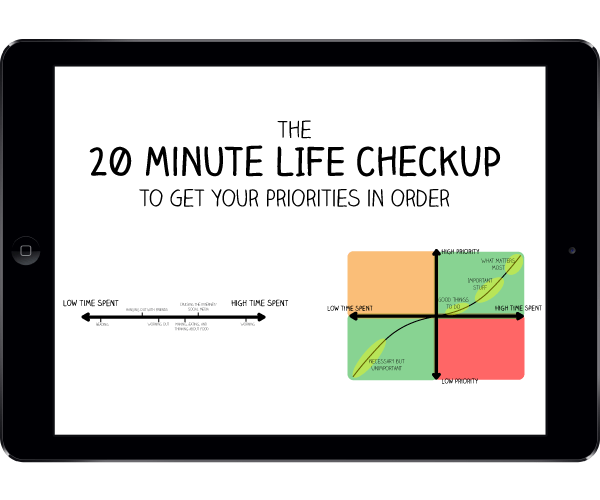 20 minute life checkup download