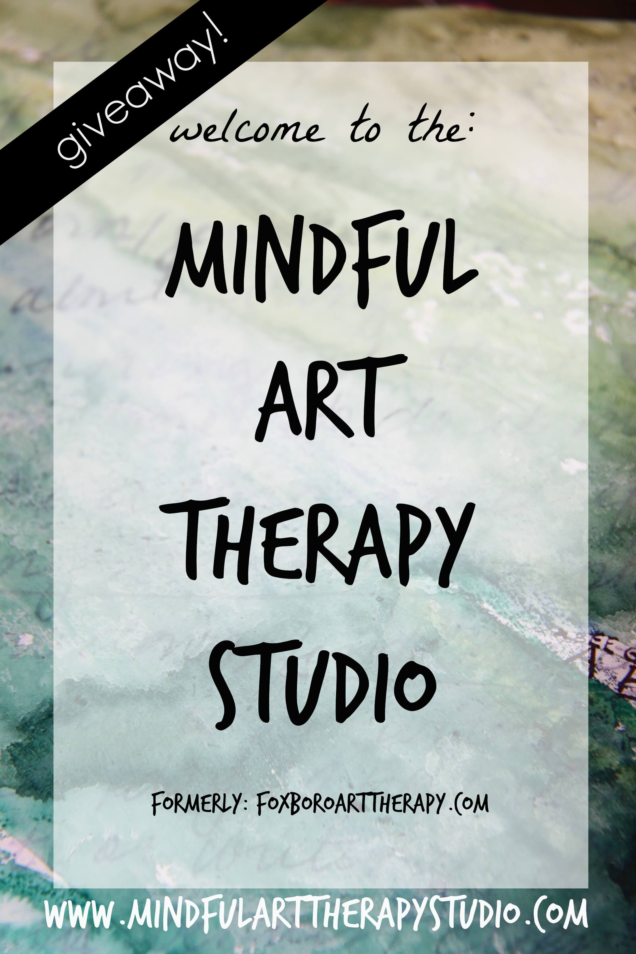 The Mindful Art Therapy Studio