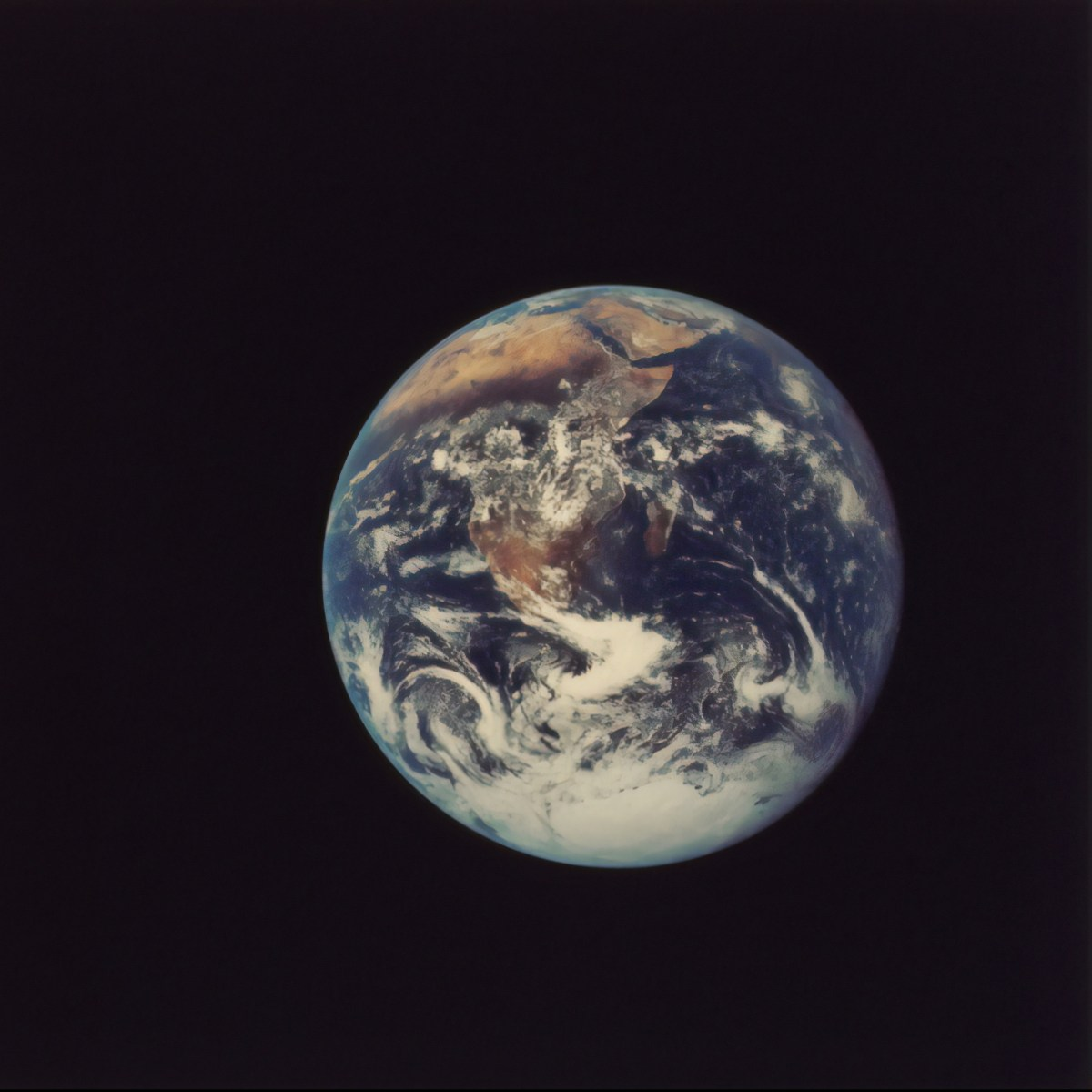 the planet Earth