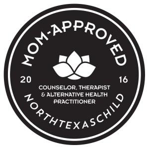 Mom approved logo
