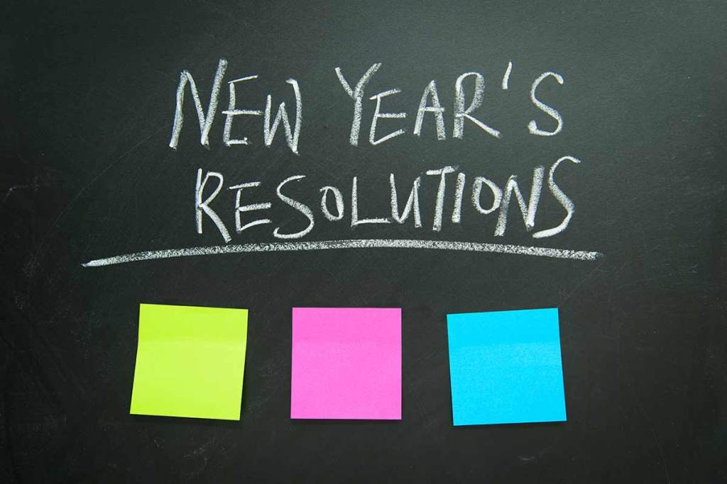 Self-Defense New Year's Resolutions
