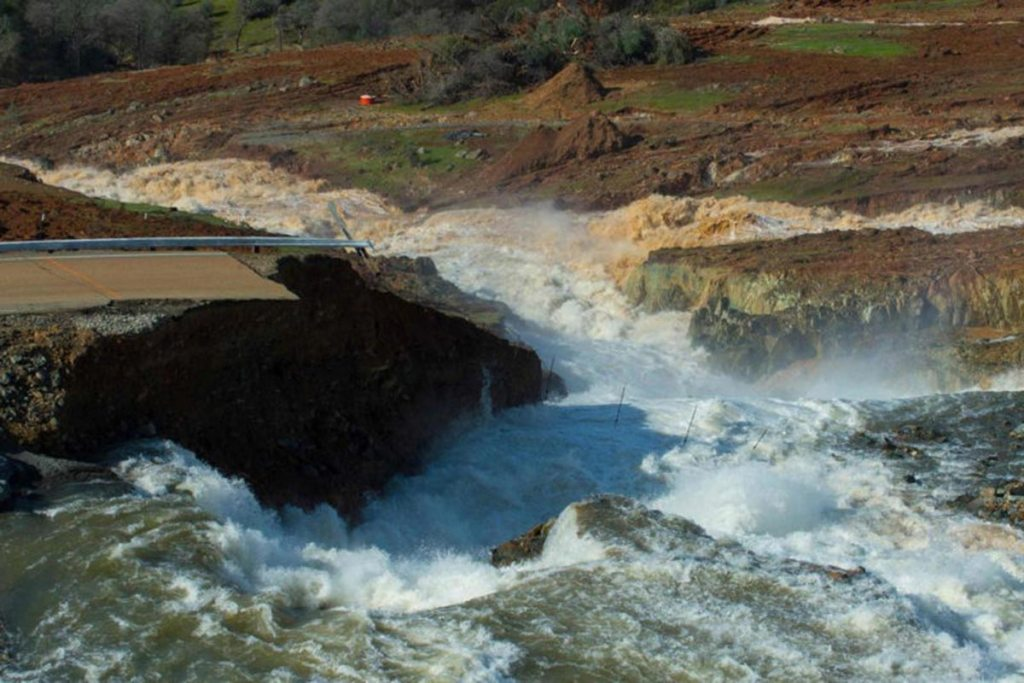 Lessons from the Oroville Dam Evacuation