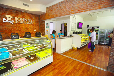 Cupcakes Store Interior Design Ideas Commercial Interior Design News