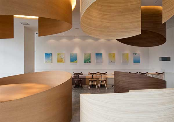 Elegant Tea House In Japanese Tradition – Commercial Interior