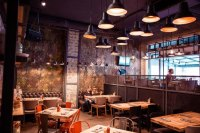 Trendy Restaurant Interior Design Is at the Junction of ...