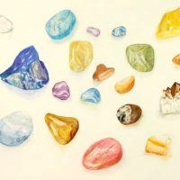 Drawing Gemstones