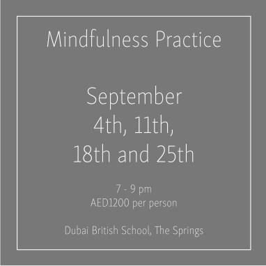 Mindfulness September_Social Media Art 1