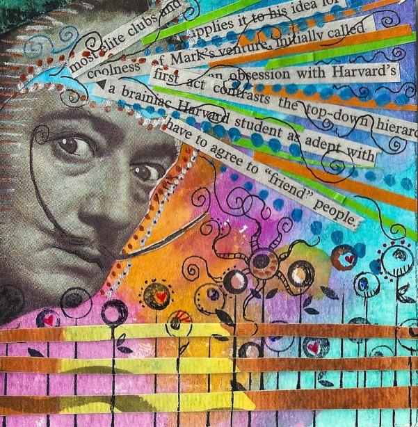 Art Journalism - Mr. Salvador Dali for Brains