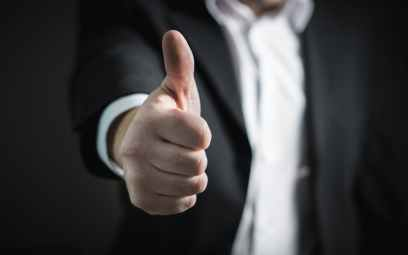 Thumbs up for Stop smoking and weight loss hypnosis!