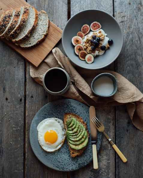 A healthy breakfast is a healthy new habit to invite into your life!