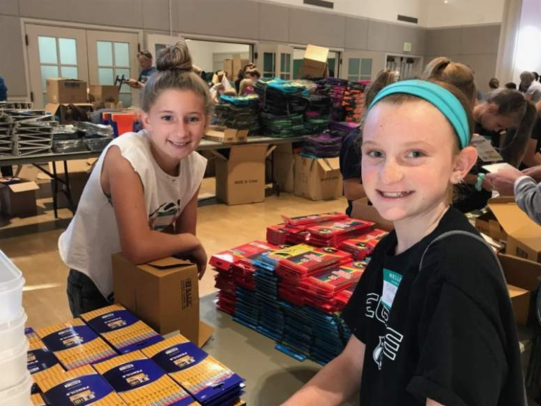 Helping Hands for Houston