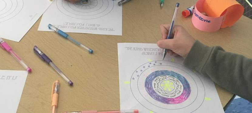 Loving-Kindness Mandalas