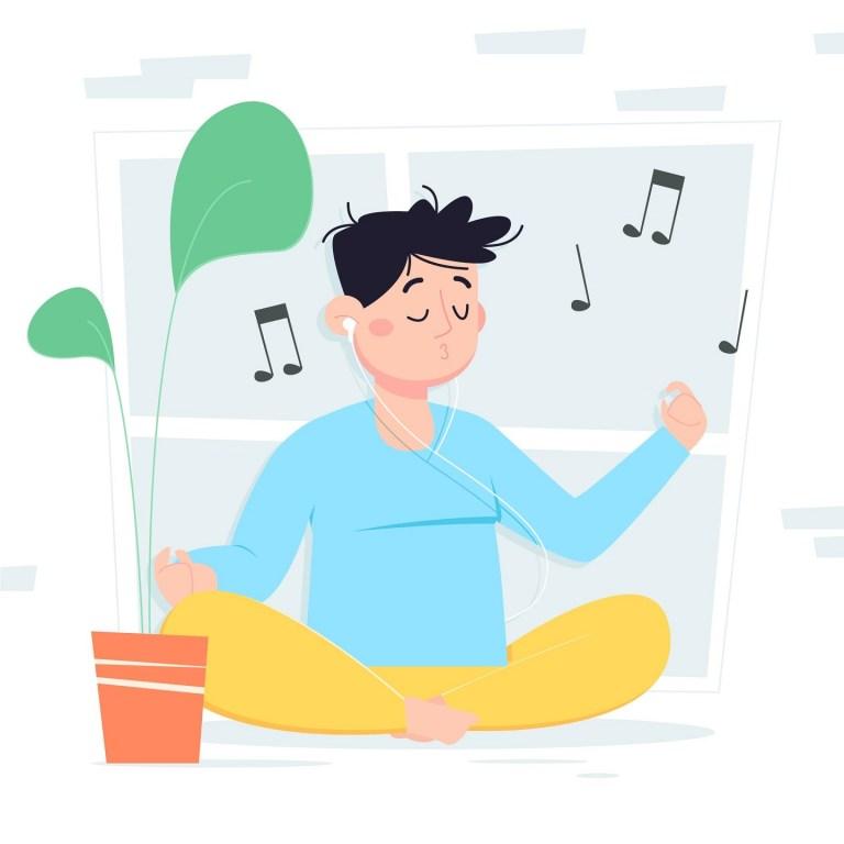 Lợi ích của việc nghe nhạc thiền đối với tâm trí và sức khỏe