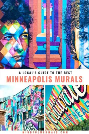 A guide to the best murals throughout Minneapolis