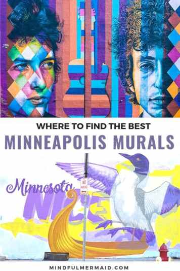 The Minneapolis Mural Guide #exploreminnesota