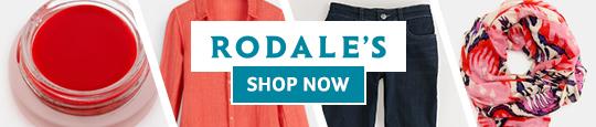 Rodale's long banner Spring 2015