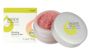 uice beauty glowing cheek color via mindfulmomma.com