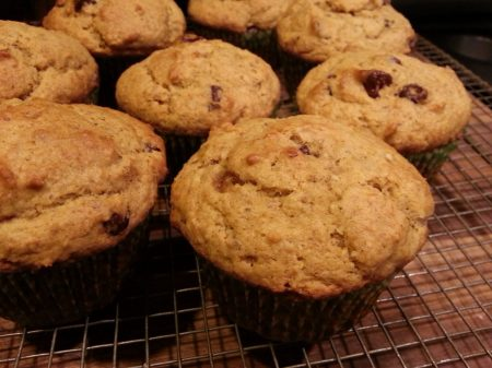 sneaky squash muffins via mindfulmomma.com