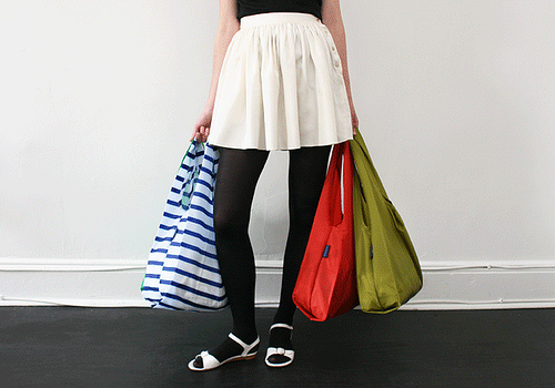 The Time is NOW for Reusable Bags