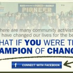 Do You Want to Be a Changemaker?