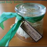 Tutorial: Homemade Whipped Body Butter