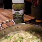 Dinner Staple: Basil Pesto