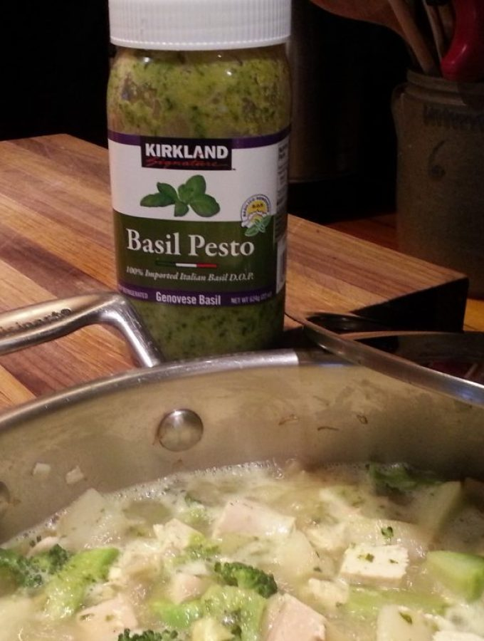Dinner Staple: Basil Pesto