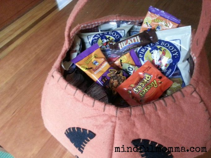 How to Manage Halloween Candy with Kids
