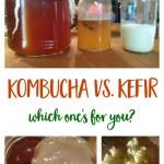 Fermented Beverage Smackdown: Kombucha vs. Kefir