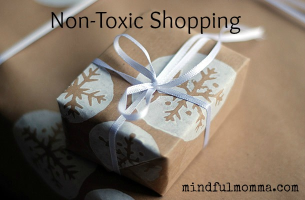 Non-Toxic Shopping Guide via mindfulmomma.com