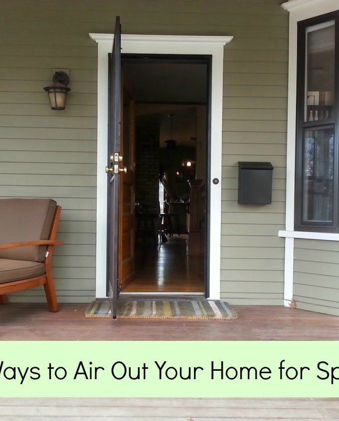 Top Ways to Air Out Your Home For Spring