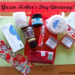 Give the Gift of Yuzen for Mother's Day {Giveaway!}