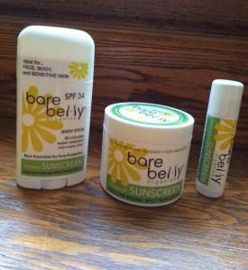 Bare Belly Organics via mindfulmomma.com