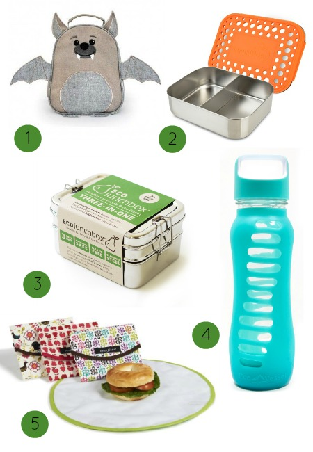 5 Reusables to Make Lunch Packing Fun