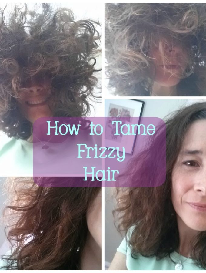 3 Ways to Tame Frizzy Hair (Naturally)