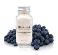Buff Her Oatmeal Blueberry Cookie via mindfulmomma.com